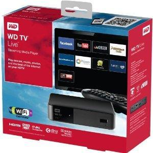 WD TV Live - £66.09 @ Amazon