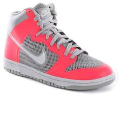 Nike Dunk Hi Hyperfuse Shoes - Grey-Solar Red £26.99 Delivered @ Urban Industry