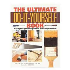 The Ultimate DIY Book £2.39 (was £7.99) delivered from Debenhams with SHD1 code
