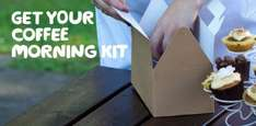 FREE Coffee Morning Kit from MACMILLAN SUPPORT