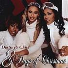 Destiny's Child 8 Days Of Christmas (CD) - £2.99 delivered