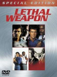 Lethal Weapon 1-4 Special Edition DVD Set (Used) @ Thats Entertainment - £1.99
