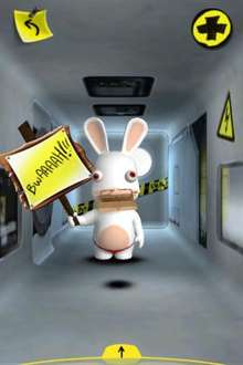 Rabbids go HD - Free for a limited time for iPad and iPhone @ iTunes