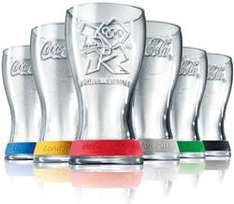 FREE Coca Cola Glass with the purchase of a Large Meal or Premium Salad @ McDonald's
