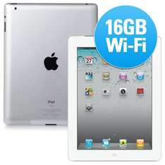 new ipad 2, 16gb wifi black or white for £299.99 from the hut group outlet on ebay.