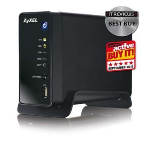 Zyxel-NSA310 2tb NAS drive £129.99 Ebuyer (poss. 2% at Quidco)