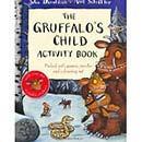 Gruffalos Child Activity Book HMV online 50p!!!