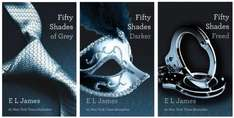 Fifty Shades book trilogy for only £10 for all 3 books, delivered to store for free from Asda. Remember Quidco as well! Back in stock