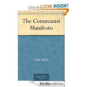 The Communist Manifesto by Karl Marx (Kindle Edition) Free @ Amazon