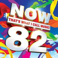 Tunetribe - Now that's what I call music 82 £8.99 at midnight tonight