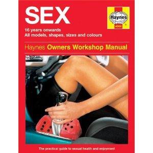 Haynes Sex Manual: Hardback (of course) only £1 instore @ Poundland