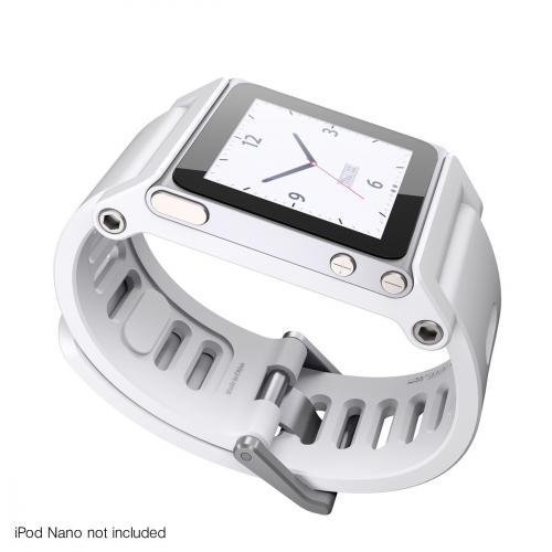 Minimal TikTok Watch Band for iPod Nano 6G - White Prepaymania Amazon Marketplace £25.47