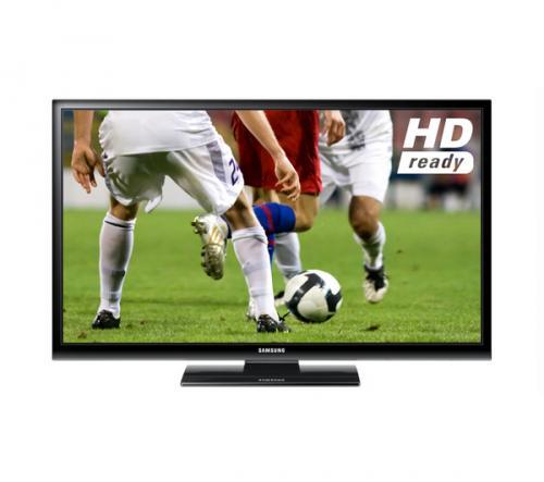 """SAMSUNG Series 4 PS43E450 43"""" Plasma TV - £279.57 @ Argos"""