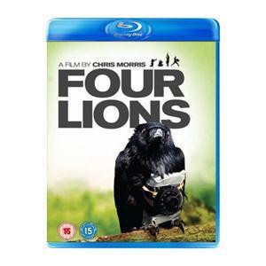 Four Lions (BluRay) £6.00 delivered @ HMV