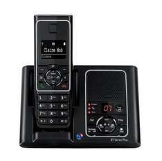 BT Verve 450 Digital Cordless Handset Plus Answering Machine £9.99 @ WH Smith