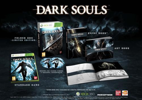 Dark Souls Day One Limited Edition (XBOX 360) £16.85 @ Shopto