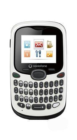 VODAFONE QWERTY VF345 MOBILE PHONE - WHITE £8.48 @ Argos Ebay