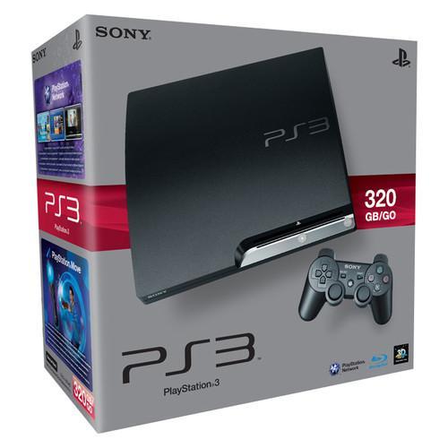 Sony Playstation 3 Slim 320 GB console £179.99 @ Shopto Ebay outlet