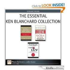 The Essential Ken Blanchard Collection [Kindle Edition] FREE on Kindle (was £44.83)