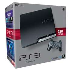Sony PS3 slim 320GB NEW - £179.99 @ Ebay shop_to outlet