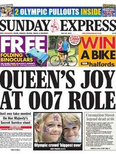 Sunday newspaper offers - see post - Mirror/ Mail/ Express/ Star