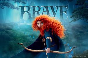 Brave @ Disney Screenings
