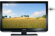 Toshiba 22DL833B 22'' HD Ready LED Television with Integrated DVD Player for £142.95 @ Electric shop