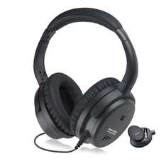 Play.com Blackbox M10 Noise Cancelling Headphones £47.99 from £129.99