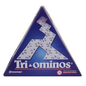 Regular Tri-ominos now £3.74 del @ Amazon