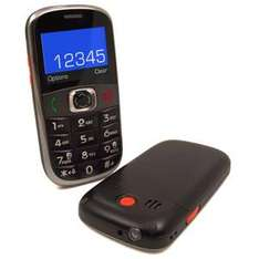 SD Senior Mobile Phone / Handset - SD001 - Big Button Mobile Phone with SOS button, Large Display & Torch (Unlocked & Sim Free) £20.99 Delivered @ 7DayShop