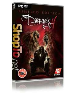 The Darkness II Limited Edition PC  £12.85 [Free Delivery] @Shopto