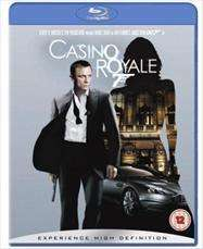 Casino Royale (Blu-ray) £4.95 Delivered @ Tesco entertainment