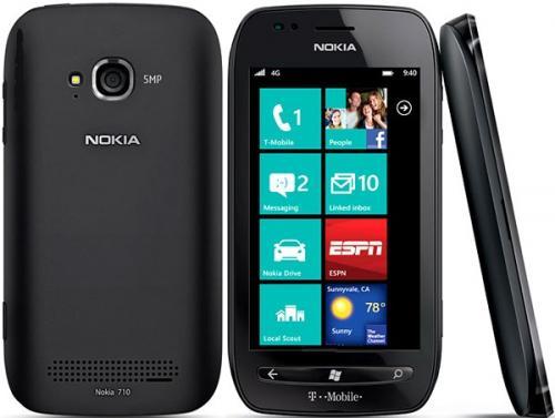Nokia Lumia 710 24 month Free handset £7.50 pm 100mins 5000 texts, 250 data @ carphone warehouse