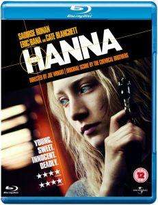 Hanna (Blu-ray) £5.95 Delivered @ The Hut
