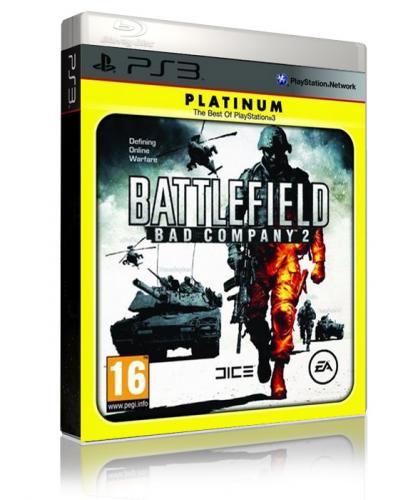 Battlefield Bad Company 2 Platinum (PS3) for £7.85 @ shopto.net