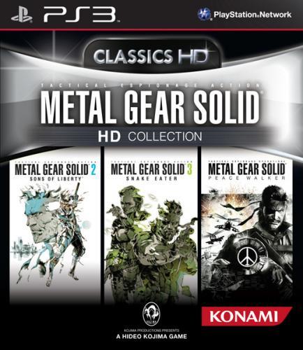 Metal Gear Solid HD Collection PS3 £16.42 @ Gameseek