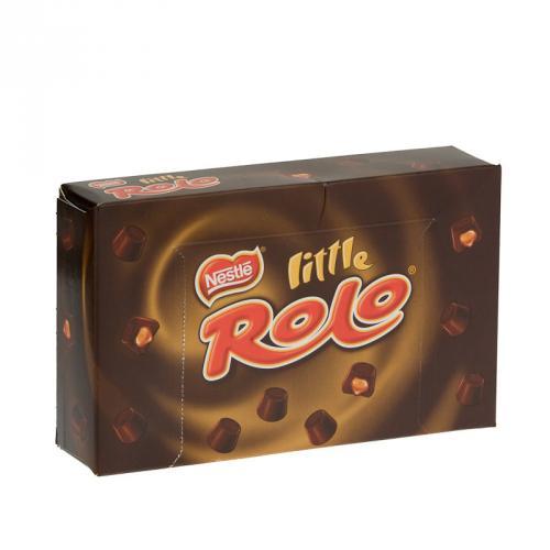 Nestle Little Rolo Box 100g ... 49p - Home Bargains