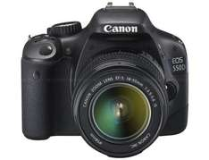 Canon EOS Rebel T2i / 550D 18.0 MP DSLR Camera (Kit 18-55mm IS Lens) Refurbished £382.94 delivered @ Canon Ebay Store