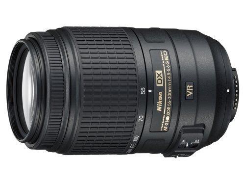 Nikon AF-S DX NIKKOR 55-300mm f/4.5-5.6G ED VR Lens £239 fulfilled by Amazon
