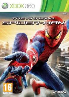 The Amazing Spider-Man (XBOX360/PS3) - £22.99 @ Sainsburys Entertainment