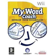 My Word Coach (Wii) [Used - Like New] £2.64 delivered @ Amazon Warehouse