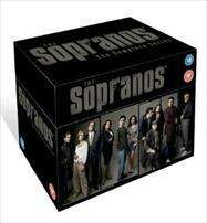 The Sopranos Complete Seaons 1-6 [DVD] £39.47 Del. @ Tesco Entertainment