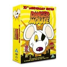 DangerMouse 30th Anniversary Edition [10 DVDs] £17.99 @ Base.com