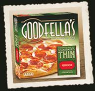 Goodfellas Stonebaked Thin Pizza's - £1.25 ... Morrisons