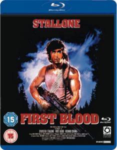 First Blood - Blu-ray - £2.99 Delivered @ Zavvi.com