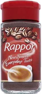 Kenco Rappor Coffee (200g) was £4.68 now 2.34 @ Morrisons