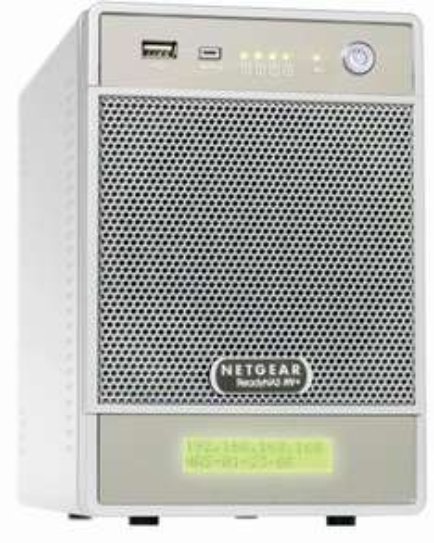Netgear ReadyNAS NV+ V2 Diskless NAS (4 Bay) for £151.76 Delivered @ CCLOnline
