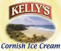 HALF PRICE! Kelly's Ice Cream 1 litre (all stocked varieties) £2 @Morrisons