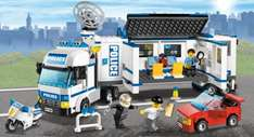 LEGO City - Mobile Police Unit 7288  RRP £41.99, now £18 @ Boots.com