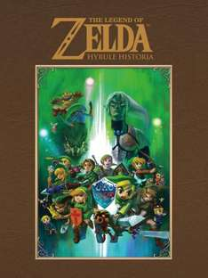 [Pre-order] The Legend of Zelda: Hyrule Historia (Hardback Book) £25.99 delivered @ Amazon